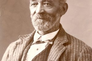 John W. Jones. Photo courtesy of the Chemung County Historical Society