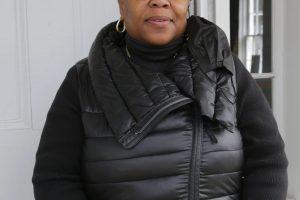 Talima Aaron, current president of the John W. Jones Museum. Photo: T.C. Owens