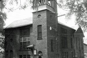 Frederick Douglass AME Zion Church ca. 1930s. Courtesy of the Chemung County Historical Society.